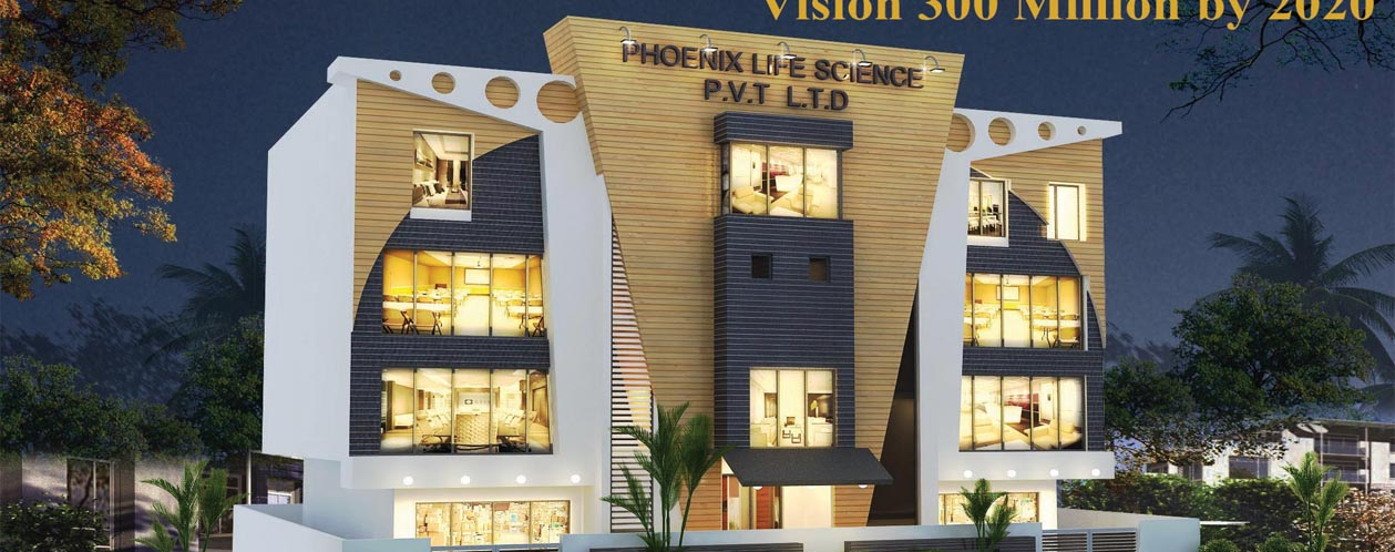 phoenix life science pvt ltd
